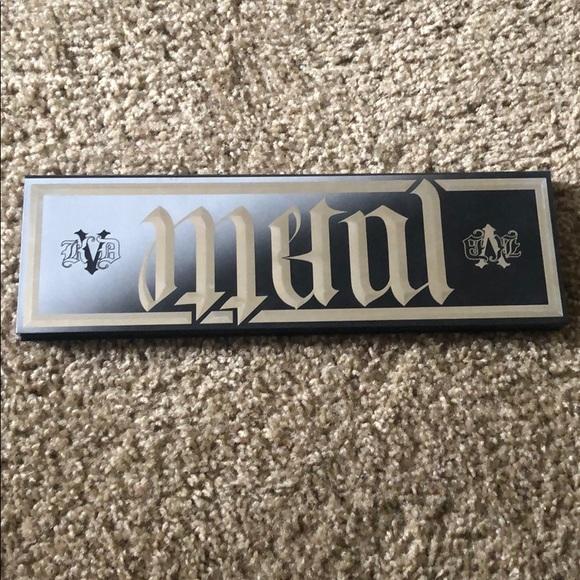 METAL/MATTE KVD *DISCONTINUED*